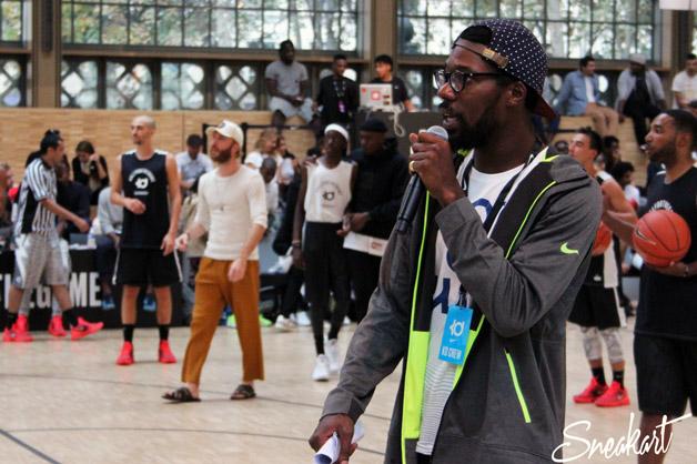 KD Camp Paris Nike