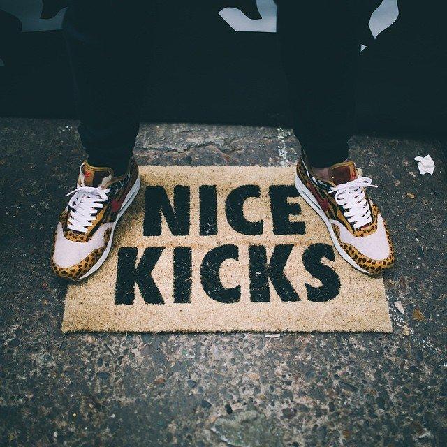 Nice Kicks Doormat - Need More