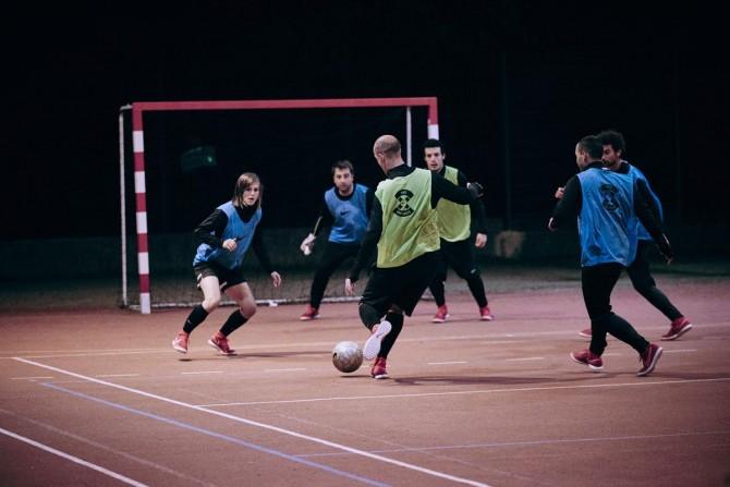 Football Nike Tournoi MagistaX red