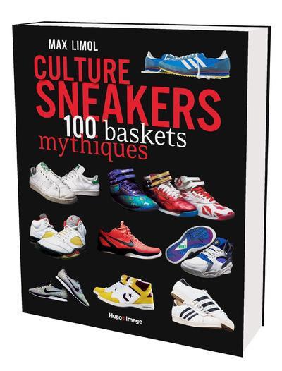 Livre Culture Sneakers Max Limol
