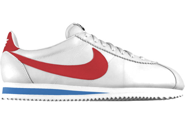 Nike Blanc Rouge
