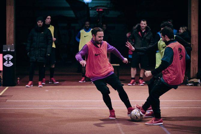 Nike Football Magsita