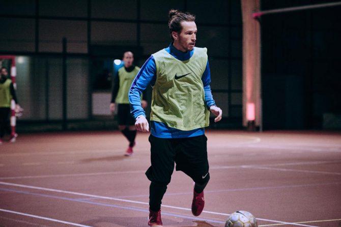 Nike Magista X Football Player