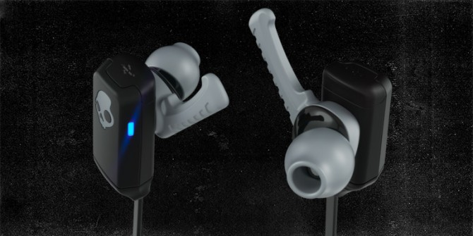 Ecouteurs sans fil Bluetooth SkullCandy XTFree