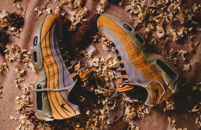 "Nike Air Max 95 ""Wheat"""