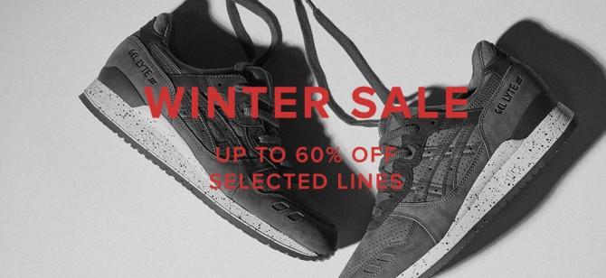 END Sneakers Winter Sale