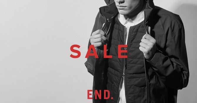 END Winter Sale