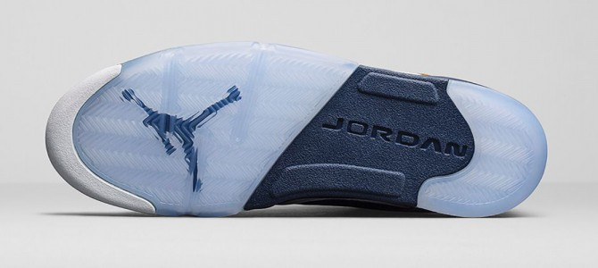 Air-jordan-5-retro-low-dunk-from-above-outsole
