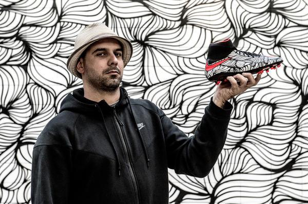 Bruno Big - Nike Hypervenom 2 Ousadia Alegria