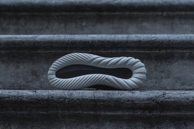 KITH X adidas Tubular Doom Primeknit Sole