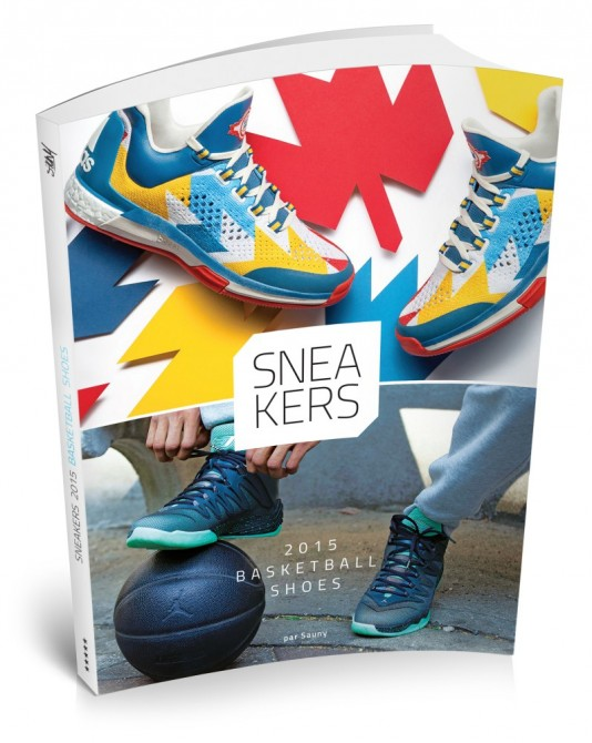 Livre SNEAKERS 2015 Basketball Shoes
