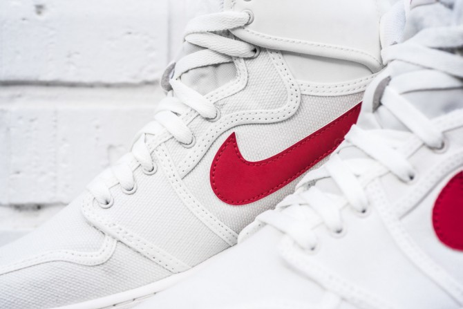 Air Jordan 1 KO High OG Sail Red