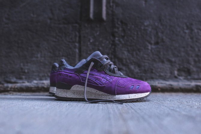 Asics Gel Lyte 3 Purple After Hours Pack