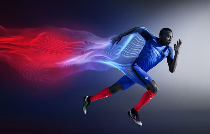 Blaise Matuidi nouveau maillot Nike Equipe de France