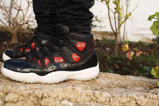 Custom-Air-Jordan-par-The-Freshest-Custom