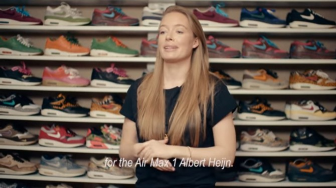 Documentaire Nike Masters of Air
