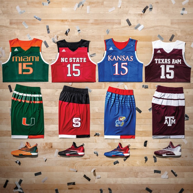 Maillot March Madness 2016