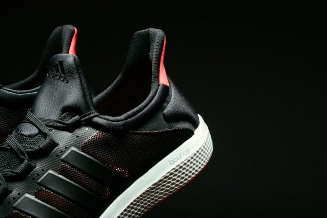 Adidas Clima Cool Sonic Solar Red