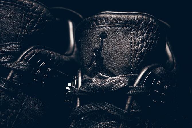 Photo détaillée de la Air Jordan 4 Premium code 819139-010
