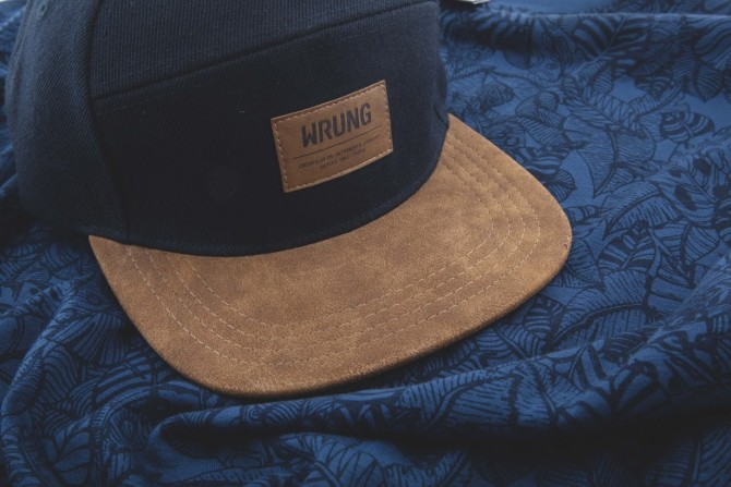 Casquette Wrung Paname Jungle Collection