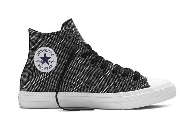 Chuck Taylor All Star II Knit Black 151087C