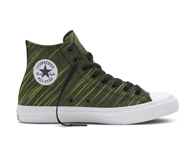 Chuck Taylor All Star II Knit Volt Green 151086C