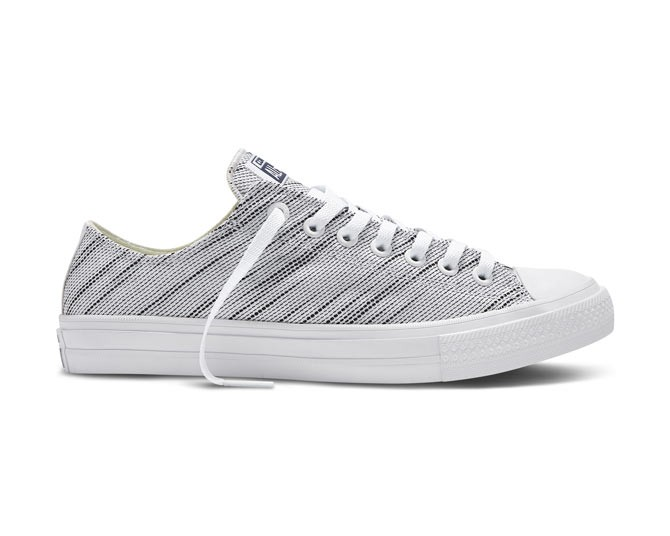 Chuck Taylor All Star II Knit White 151089C