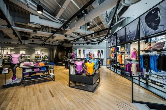 Photo Nike Store Forum des Halles Paris