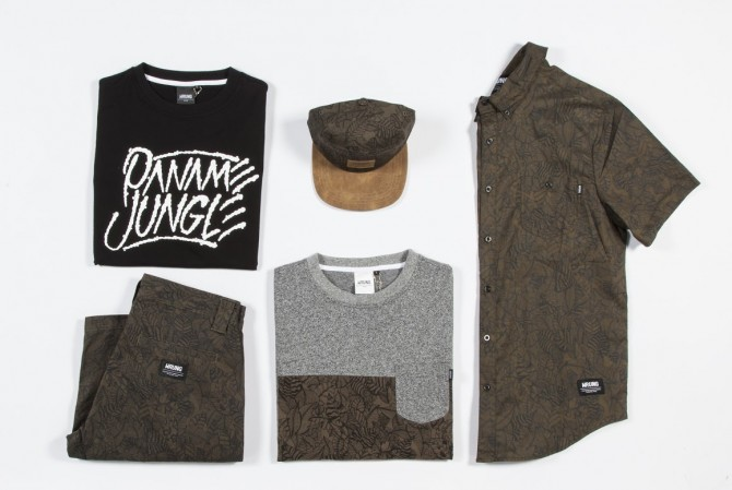 Wrung Collection Capsule Paname Jungle