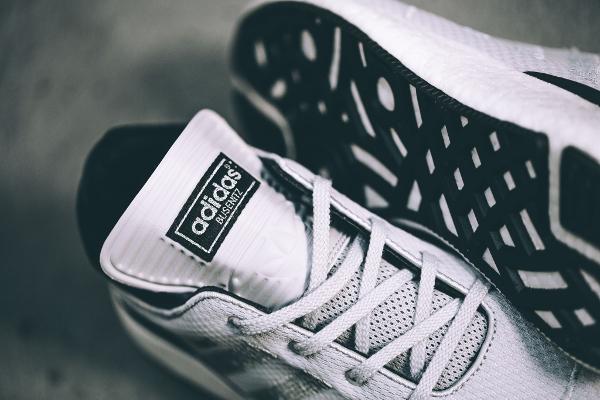 adidas Busenitz Pure Boost Solid Grey 4