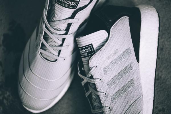 adidas Busenitz Pure Boost Solid Grey 5