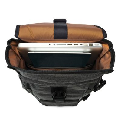Interieur du sac urbains Lowepro StreetLine BP 250