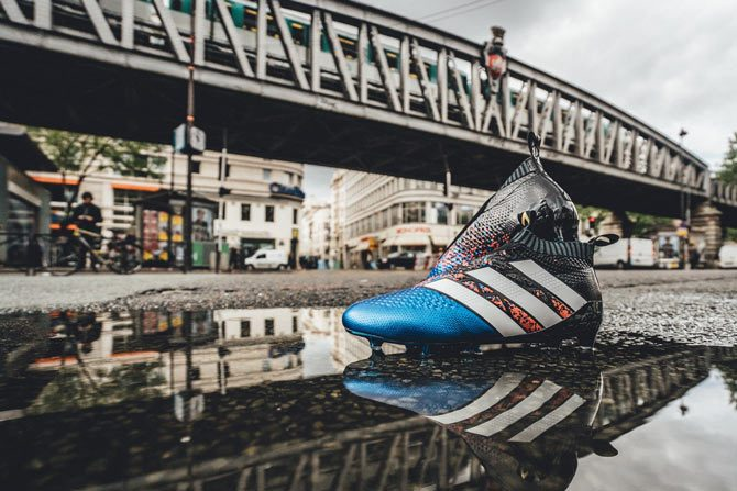 adidas Football Paris Pack