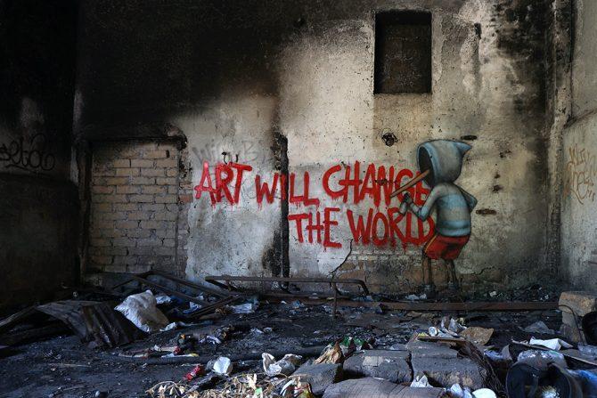 Graffiti Seth Rome Range ta Chambre