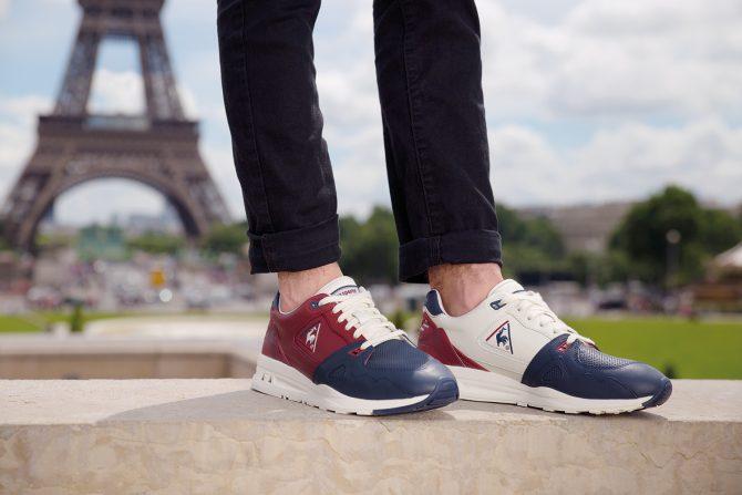 "Sneakers Le Coq Sportif ""FETE NATIONALE"""