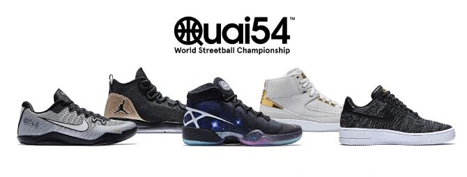 QUAI 54 2016 Sneakers Collection