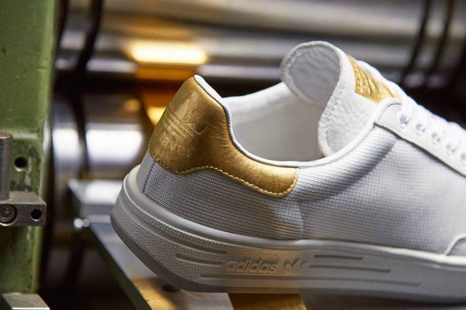 adidas Stan Smith 999 Gold Leaf 24K