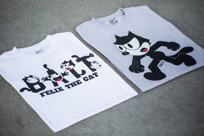 bait-dreamworks-diadora-felix-the-cat-t-shirt