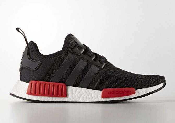 ADIDAS NMD R1 BRED PACK BB1969