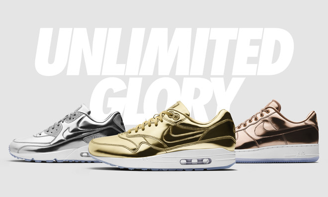NIKEiD Unlimited Glory Medal Collection