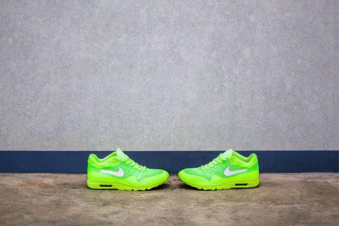 Nike Air Max 1 Ultra Fyknit chez Foot Locker