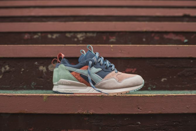Ronnie Fieg Diadora Intrepid From Seoul To Rio
