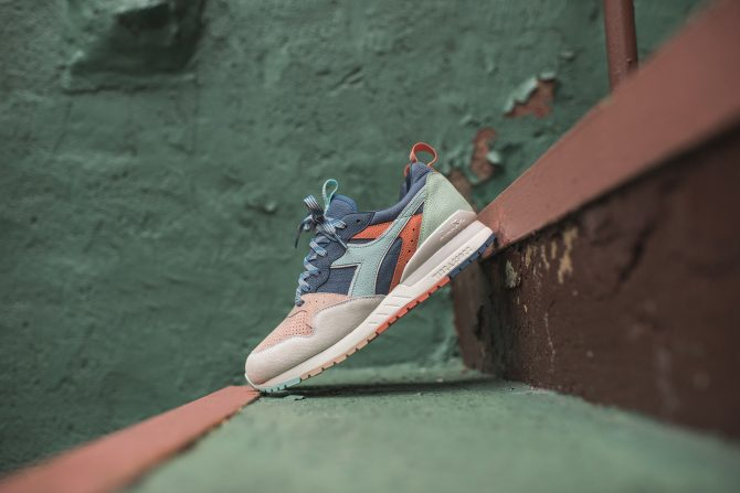Sneakers Diadora Intrepid Ronnie Fieg