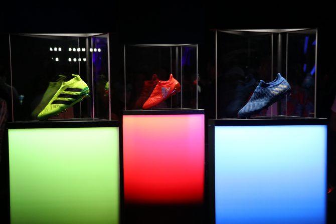 Chaussure de foot adidas Stadium of Lights