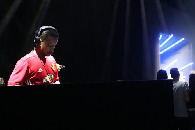 DJ Soirée adidas Stadium of Lights