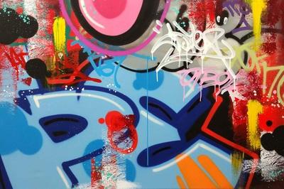 Street Art Cope2 my realm