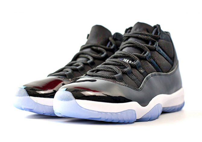 Air Jordan 11 Space Jam Retro 2016 - Code 378037-003