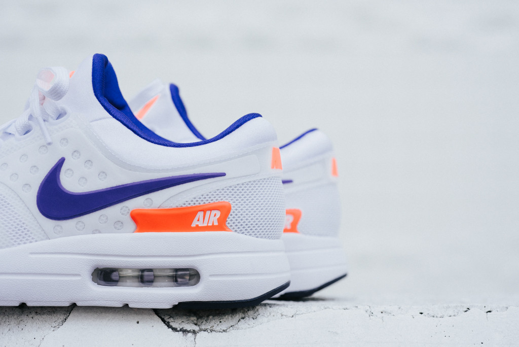 nike air max zero ultramarine sneak art. Black Bedroom Furniture Sets. Home Design Ideas