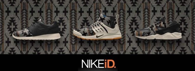 Nikeid X Pendleton 2016