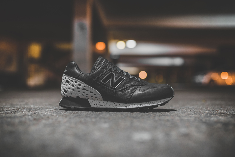 "New Balance Trailbuster x Undefeated ""Unbalanced"" Black"